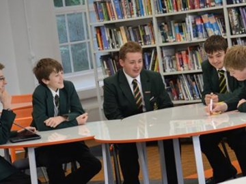 Learning Commons unveiled at Devonport High School for Boys