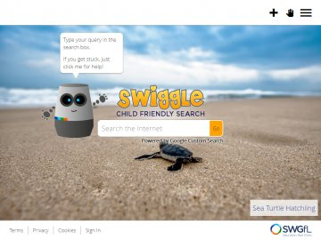 New Swiggle protects children as they take their first Net steps