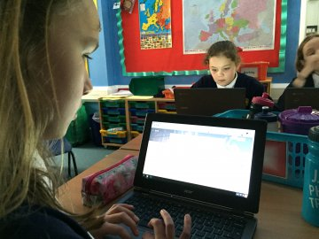 Compton Primary's Digital Journey