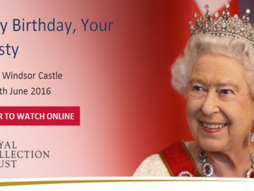 Happy Birthday, Your Majesty