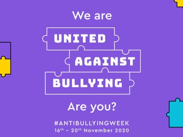 Anti-Bullying Week Starts . .  Next Week!