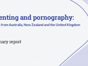 Online Pornography is UK Parents' Most Widely Shared Worry