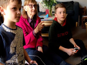 How Video Game Age Ratings Can Work For Your Family