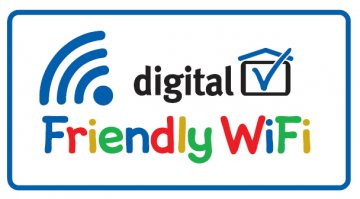 Friendly WiFi logo