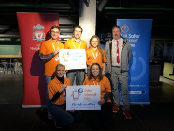 Online Safety, Anfield and Ciara - Safer Internet Day 2020