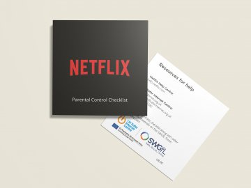 SWGfL and Netflix release new Parental Control Checklist