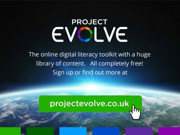 ProjectEVOLVE – Essential Online Development for Children and Young People