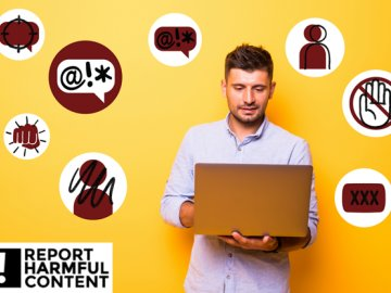 Top 5 Tips To Report Harmful Content