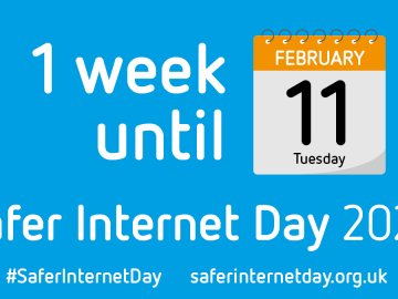 Safer Internet Day 2020: One week to go!